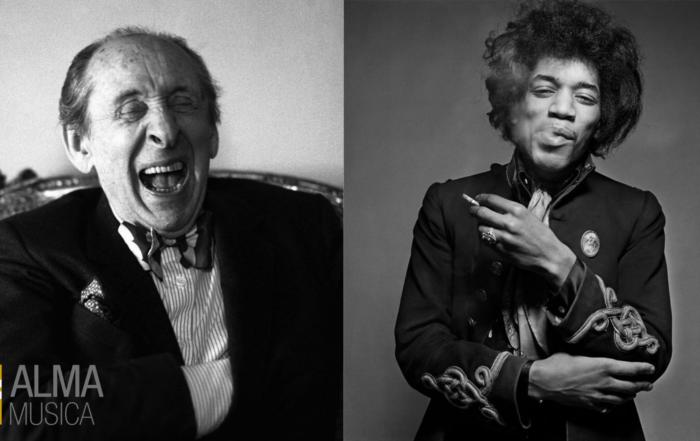 Horowitz - Hendrix